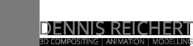 Dennis Reichert – 3D Artist Logo